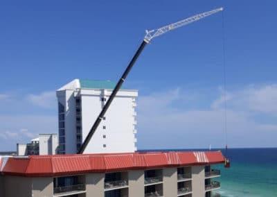 maintained crane rentals